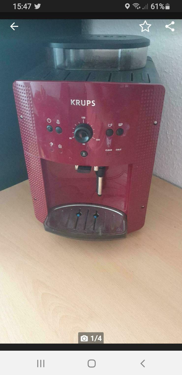Krupp Vollaitomat