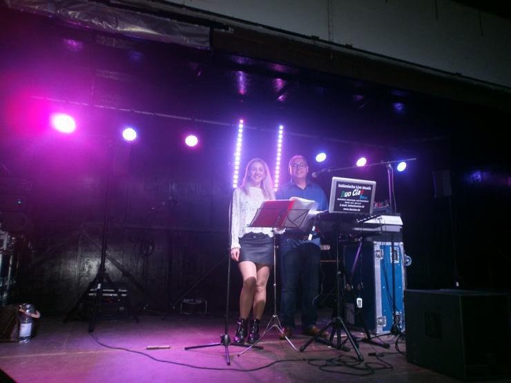 Italienisch DUO CIAO LIVE Sänger + Sängerin HOCHZEIT PARTY SOMMERFESTE GEBURTSTAG KARNEVAL UVM - Musik, Foto & Kunst - Bild 1