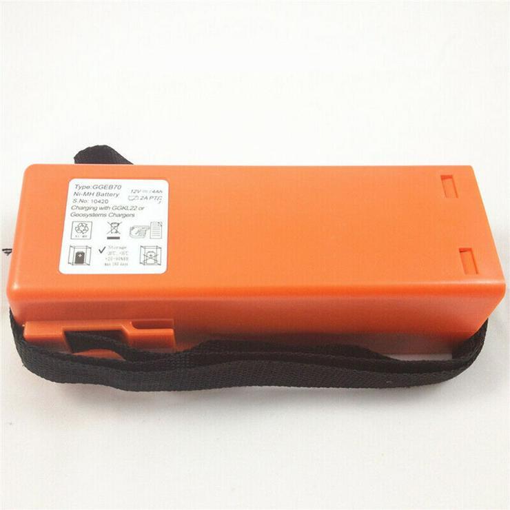 Leica GEB70 Akku für Leica Total stations survey equipment, 4000MAH, 12V, Batterien - Batterien & Batterieladegeräte - Bild 1