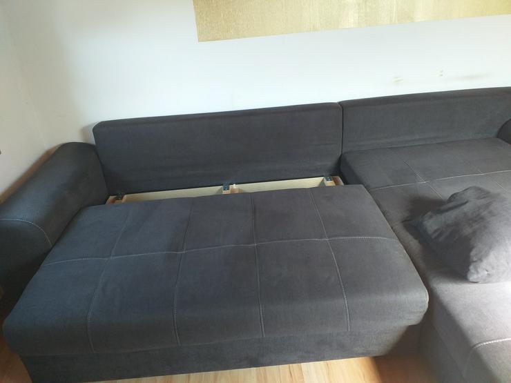 3×2 m Eck-Schlafsofa xxl - Sofas & Sitzmöbel - Bild 1