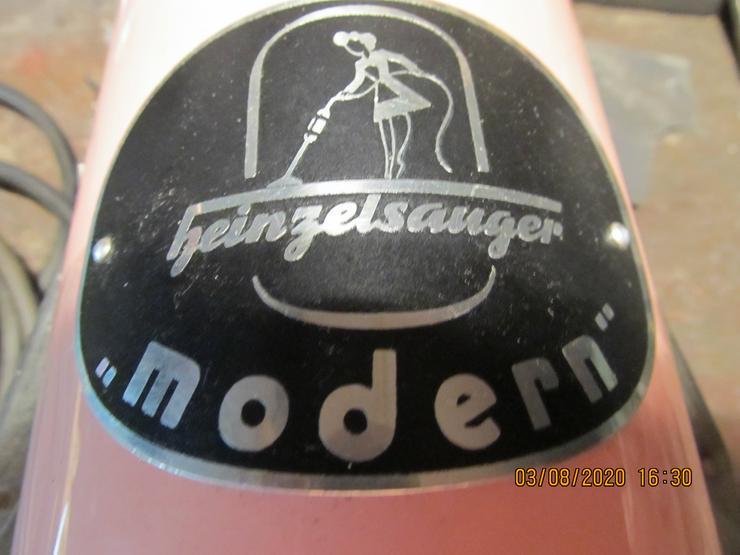 Bild 2: staubsauger aus den 50ziger jahren tip top  auch als dekorstück abzugeben
