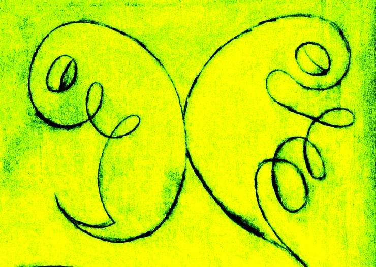 Ölgemälde, die Zwillinge - Gemälde & Zeichnungen - Bild 1