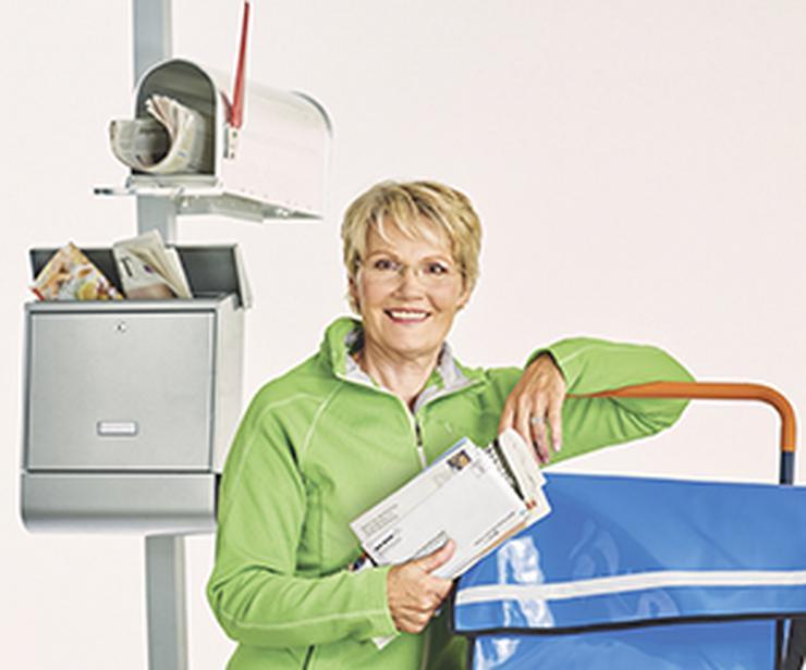 Briefe austragen in Hechingen - Job, Nebenjob, Teilzeit