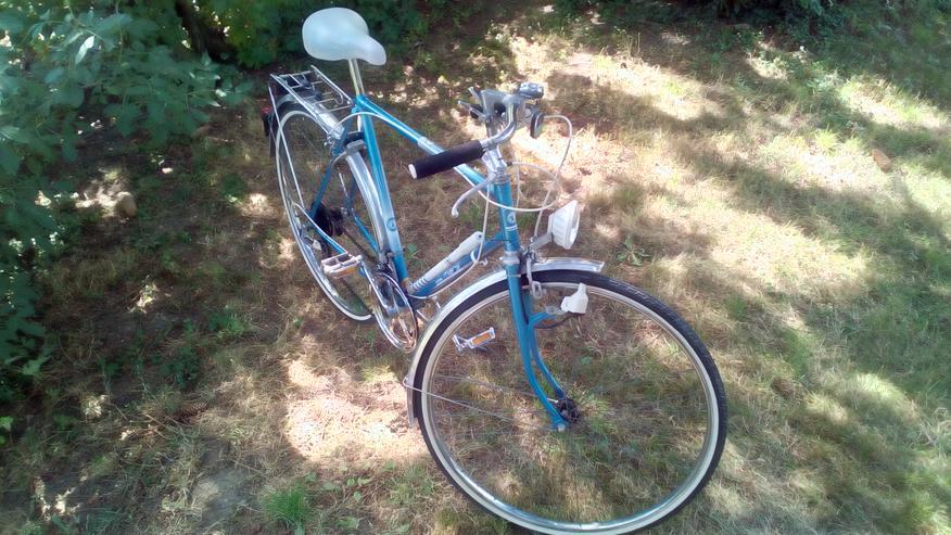 Bild 6: Vintage Fahrrad Mars