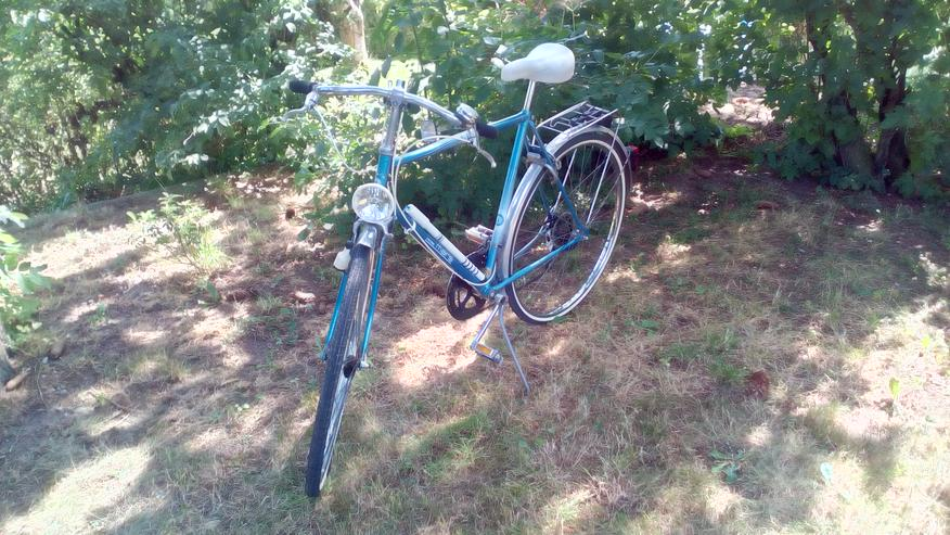Bild 2: Vintage Fahrrad Mars