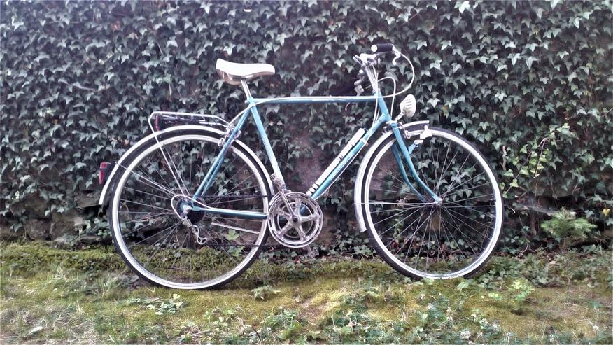 Bild 4: Vintage Fahrrad Mars