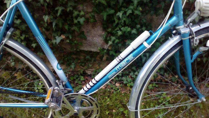 Bild 3: Vintage Fahrrad Mars