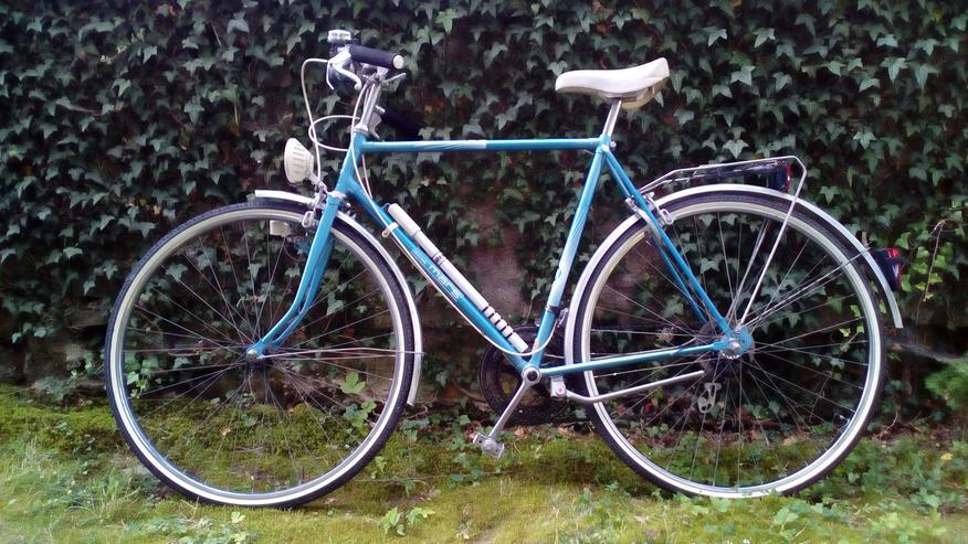 Bild 5: Vintage Fahrrad Mars