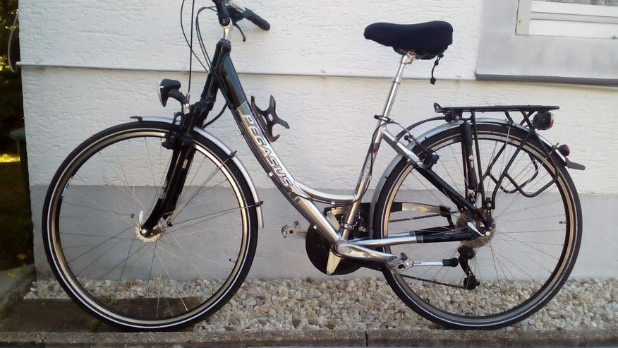 Damen Pegasus Trekking & City Fahrrad 28