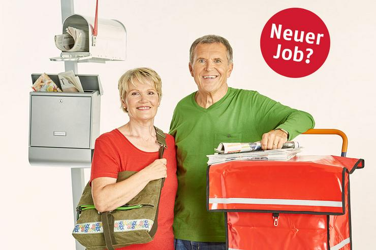 Zeitung austragen in Metzingen - Job, Nebenjob, Minijob