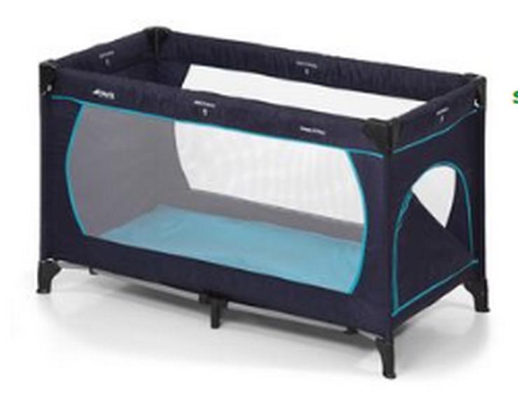 Bild 2: tragbares Kinderbett (120 x 60)