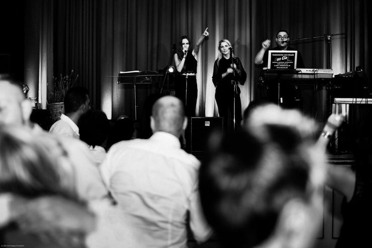 Gala/Party italienisch deutsch internationale live musik noi il duociao - Musik, Foto & Kunst - Bild 1