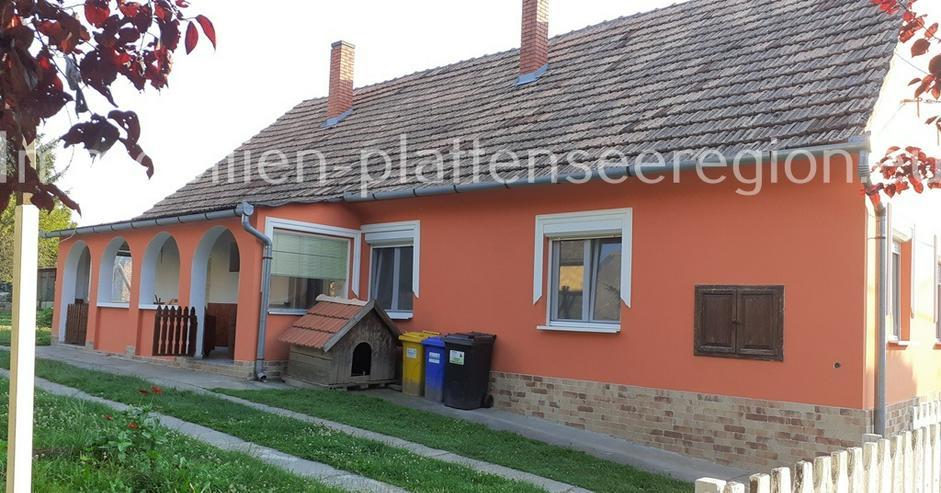 Günstiges Landhaus, Ungarn Balatonr. Grdst.1.336m² Nr.20/160