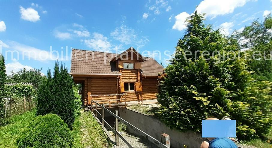 Holzhaus Nr.40/65,  EG+DG in Zalakaros, Ungarn1.533m²