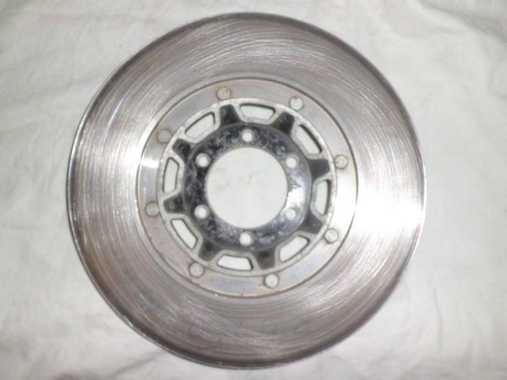 Yamaha-Bremsscheiben, gebraucht