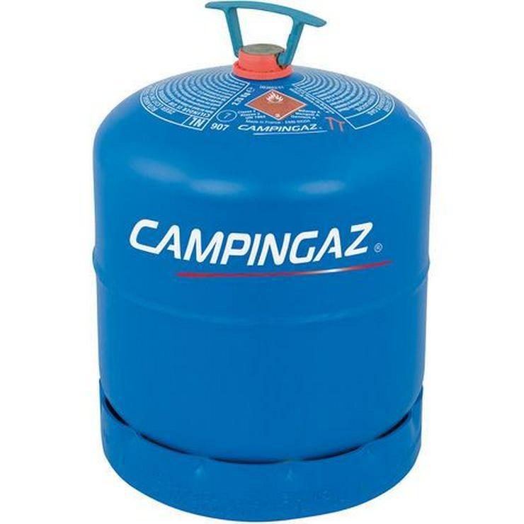 Gaz-Flasche 2,8 kg gefüllt