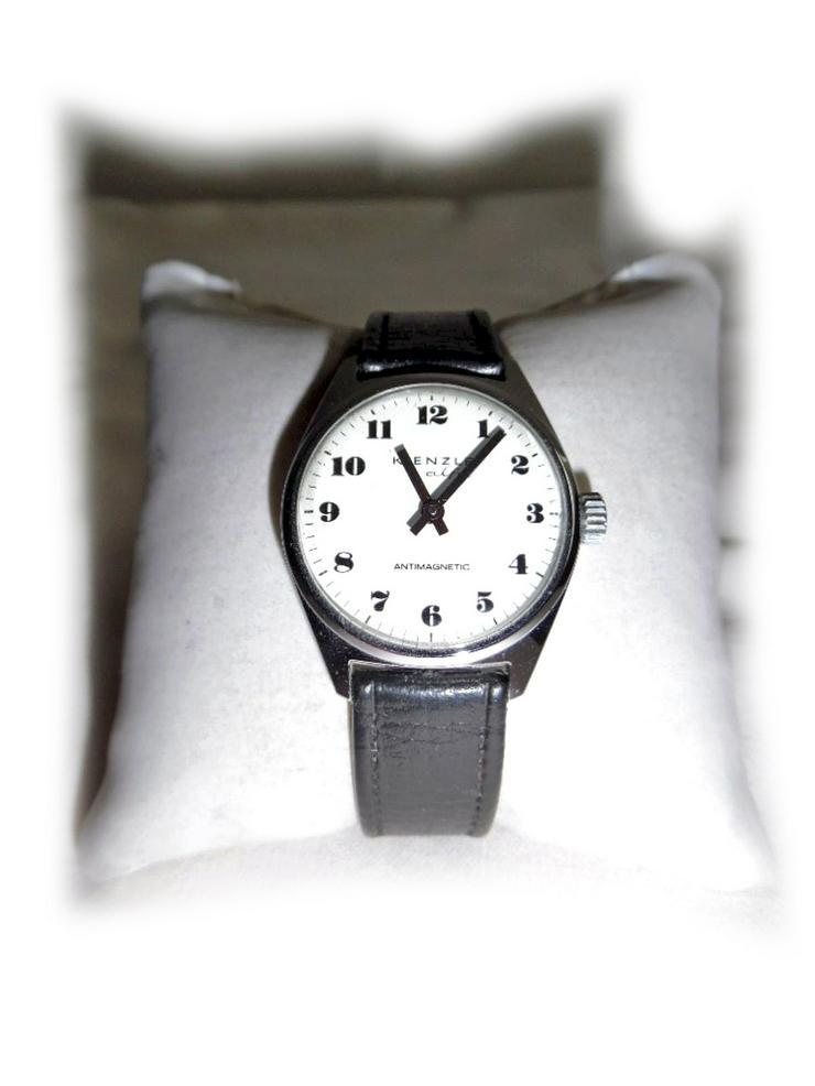 Armbanduhr von Kienzle Alfa
