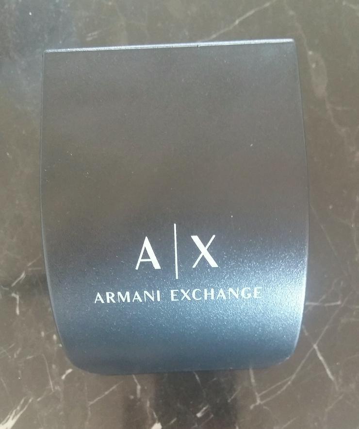 Bild 4: Neue Armani Exchange Hybrid-Smartwatch AXT1006