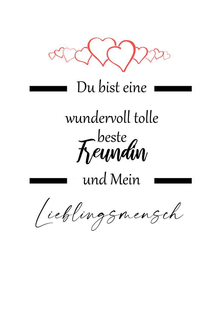 Poster LIEBLINGSMENSCH personalisierter Kunstdruck