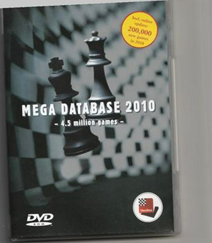 Schach total 4,5 Millionen Schachpartien DVD (S003)