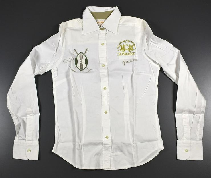La Martina Damen Hemd Bluse Shirt Gr.3XL nur für Abholer! 14-1249