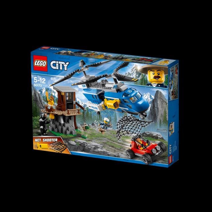 LEGO® City Festnahme in den Bergen 60173 - Bausteine & Kästen (Holz, Lego usw.) - Bild 1