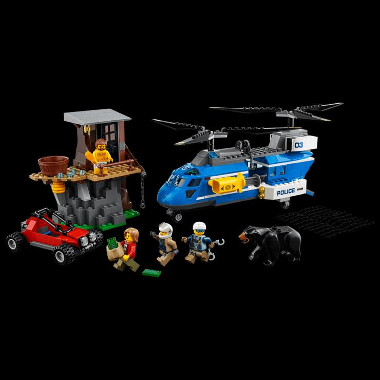 Bild 2: LEGO® City Festnahme in den Bergen 60173