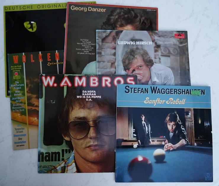 Liedermacher - LPs & Schallplatten - Bild 1