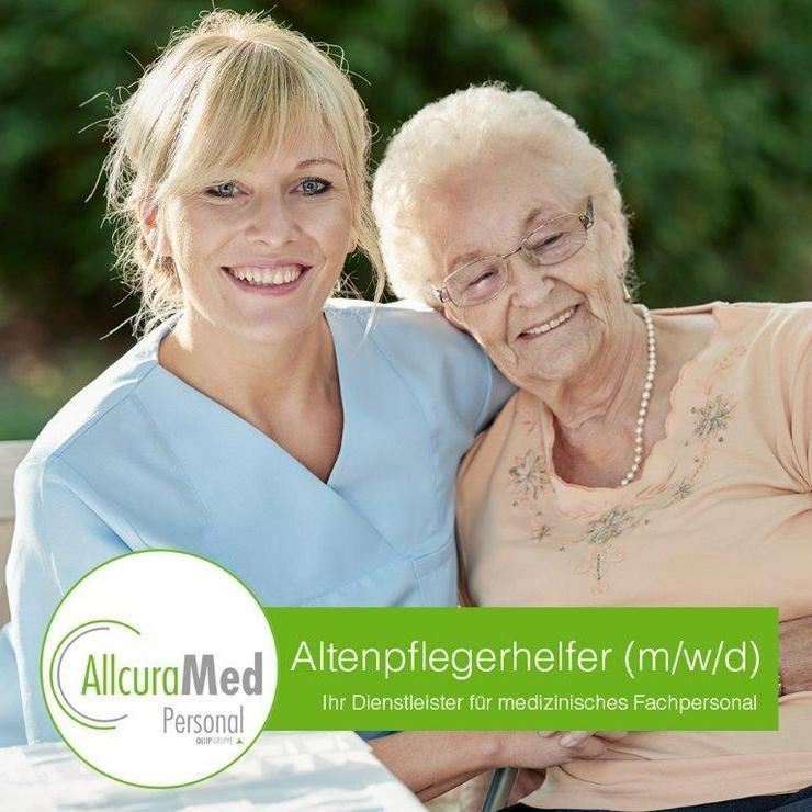 Kranken- und Altenpflegehelfer (w/m/d)