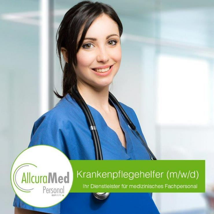 Pflegehelfer (w/m/d)
