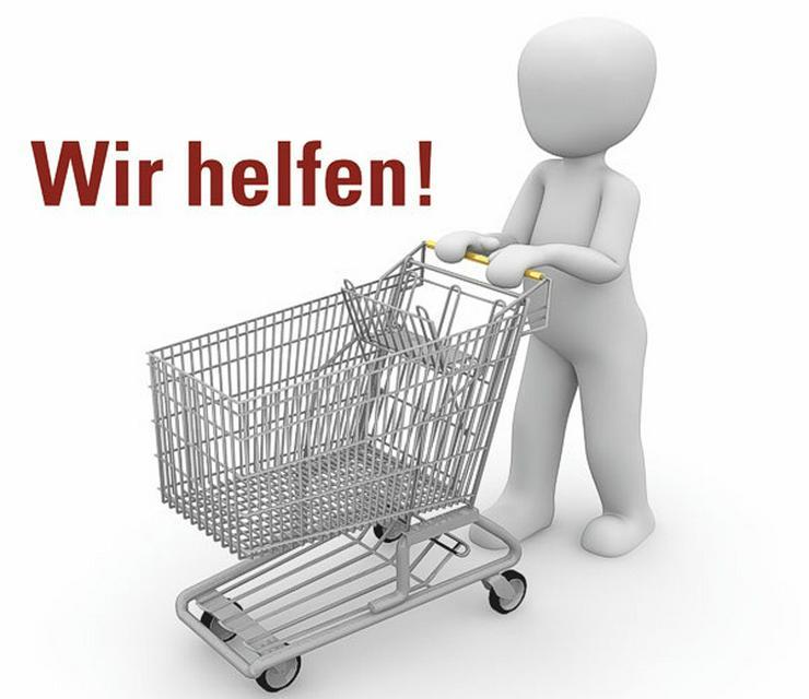 Einkaufshilfe in Leipzig - Haushaltshilfe & Reinigung - Bild 1