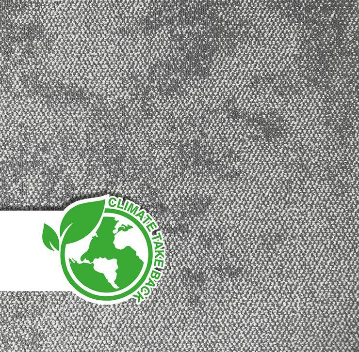 Neuer Bestand an schönen grauen Teppichfliesen im Beton-Look - Teppiche - Bild 1