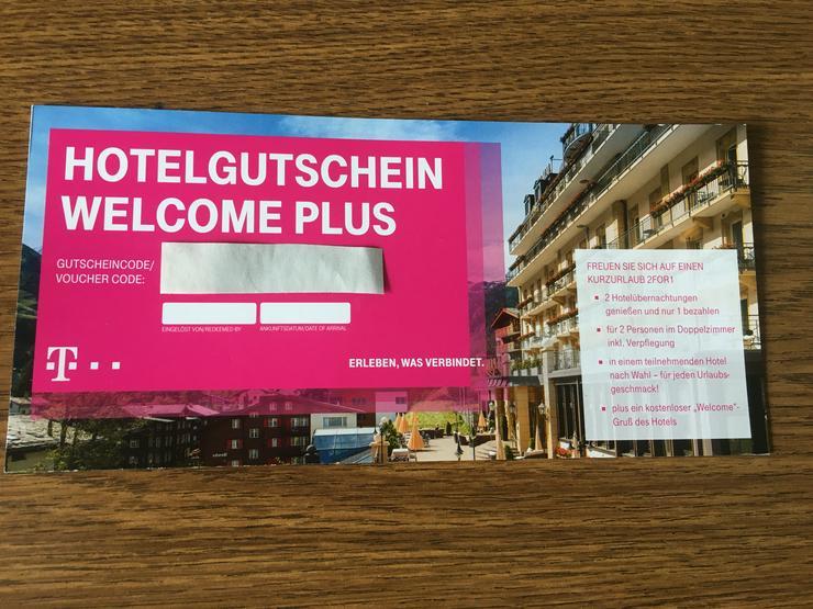 Hotelgutschein 2for1