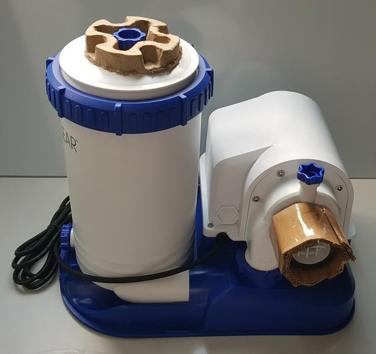 Bild 2: Bestway Flowclear Filter Pumpe