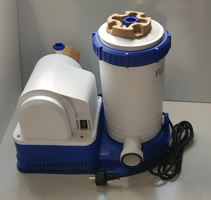 Bestway Flowclear Filter Pumpe