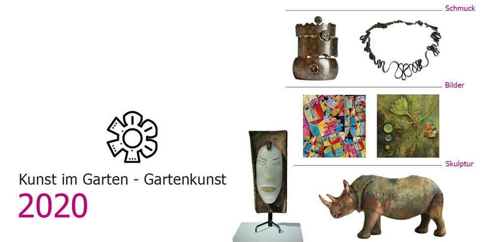 Bild 2: KUNST IM GARTEN - GARTENKUNST