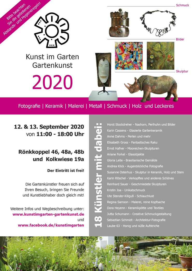 KUNST IM GARTEN - GARTENKUNST - Kunst & Kultur - Bild 1