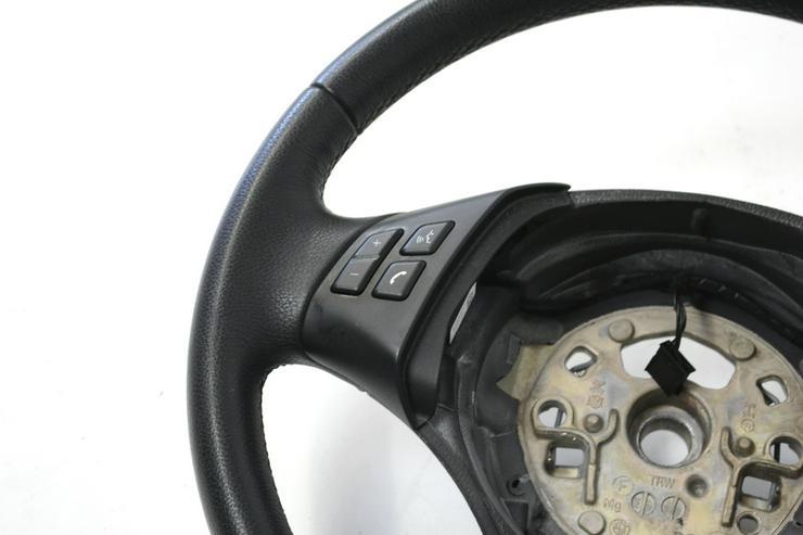 Bild 2: 2009 BMW 3er E90 E91 E92 E93 Multifunktionslenkrad Lenkrad 32306764547 6764547