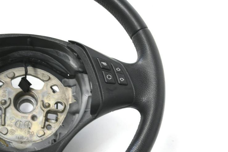 Bild 4: 2009 BMW 3er E90 E91 E92 E93 Multifunktionslenkrad Lenkrad 32306764547 6764547