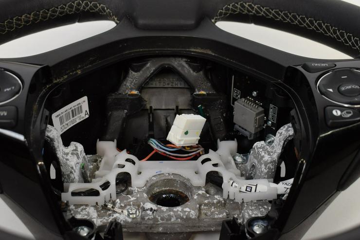 Bild 2: 2012 HONDA CIVIC IX Multifunktionslenkrad Lenkrad