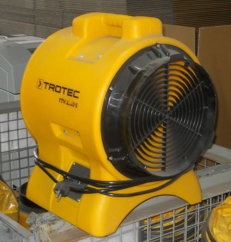 TROTEC Ventilator TTV 2500 S - Weitere - Bild 1