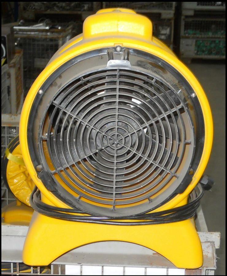 Bild 4: TROTEC Ventilator TTV 2500 S