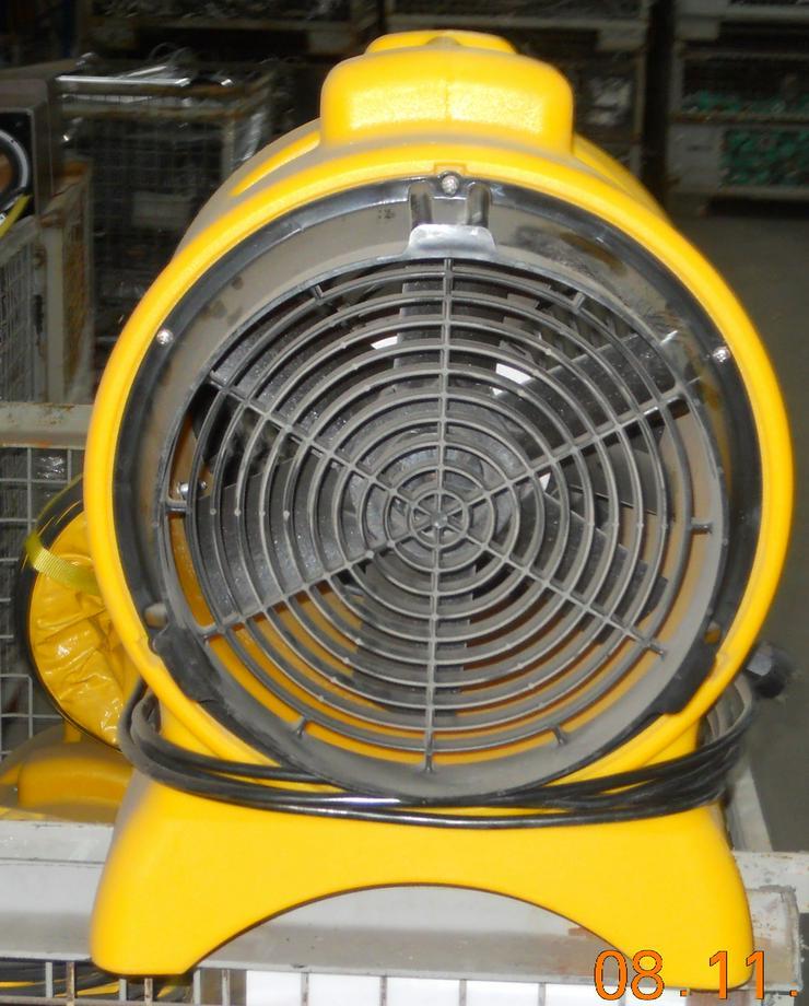 Bild 5: TROTEC Ventilator TTV 2500 S