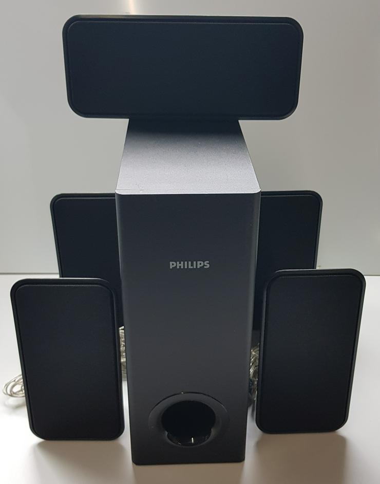 Philips 5.1 Home Theater System HTS3164 Boxen - Lautsprecher - Bild 1