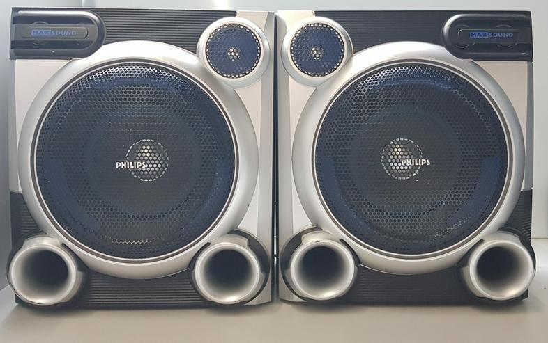 Philips Speaker System FWM377 - Lautsprecher - Bild 1