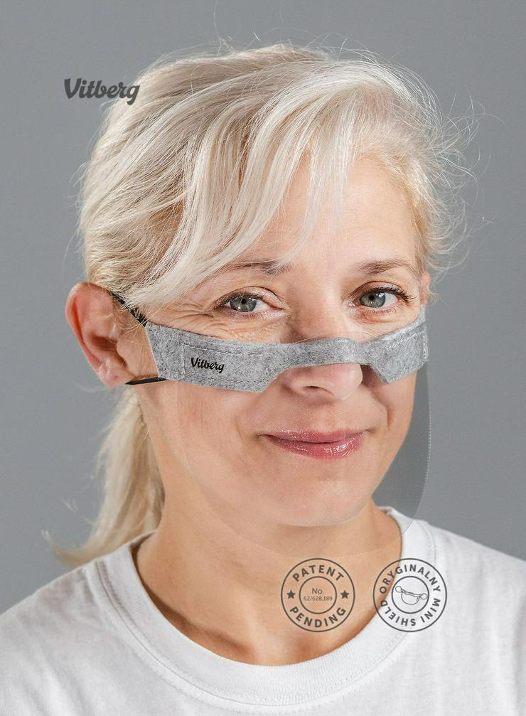 Bild 4: Mundschutz Vitberg Mini Shield Maske