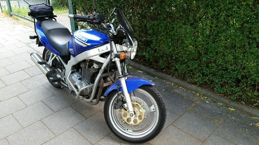 Bild 2: Motorrad Suzuki GS 500, *TIEFERGELEGT* (ab 1,55 m Körpergröße)
