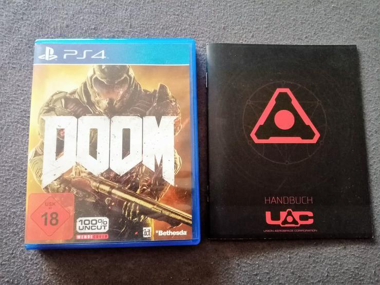 Doom für die PS4