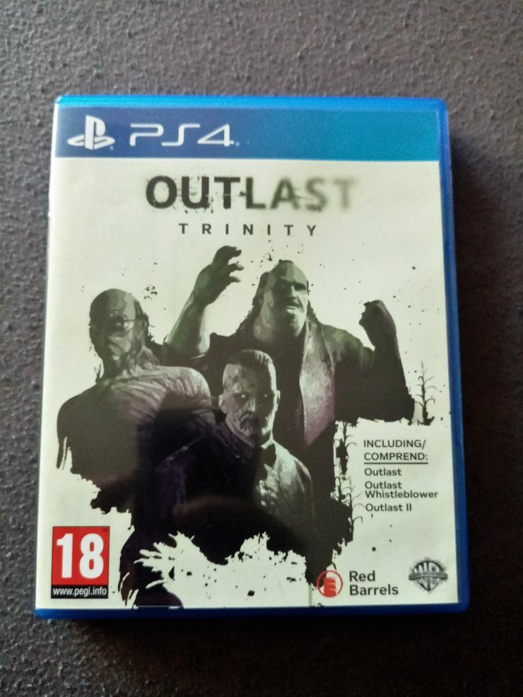 Outlast Trinity für die PS4
