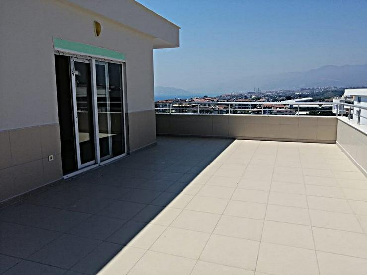 Türkei, Alanya, 5 Zi., 235 m² , eine Riesige Dachterrasse, 380 ⛱
